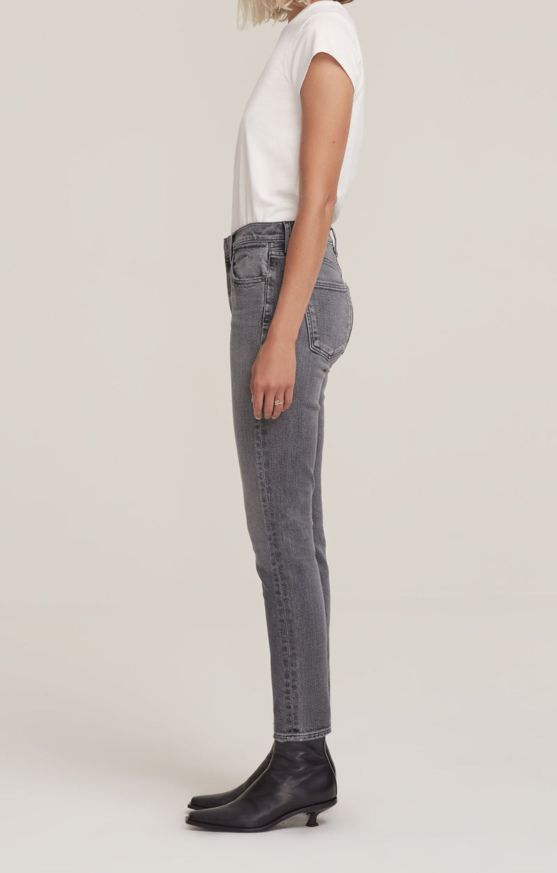 Sophie Mid Rise Skinny Ankle Duet side