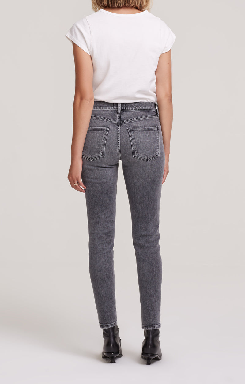Sophie Mid Rise Skinny Ankle Duet back