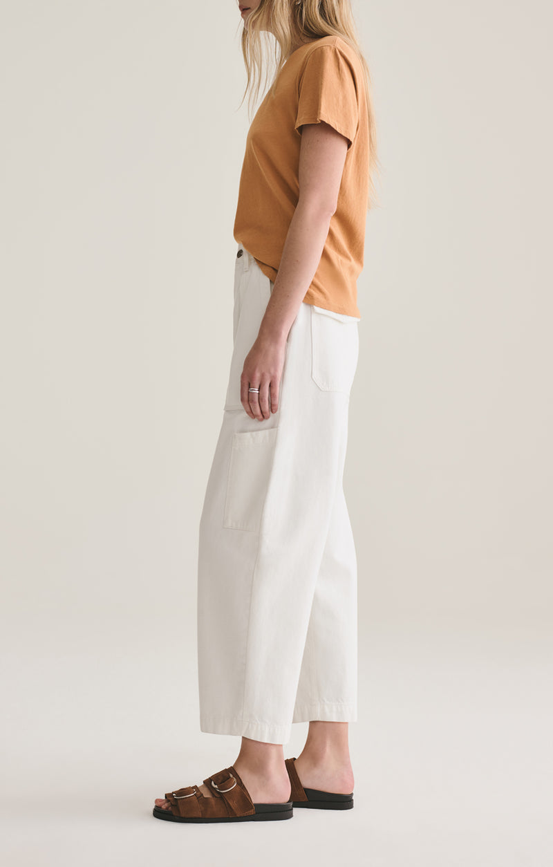mari oversized utility pant paste side