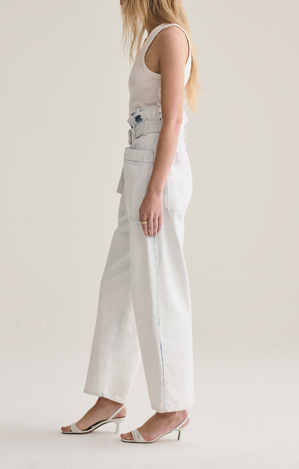 aden paperbag utility pant oceania front side