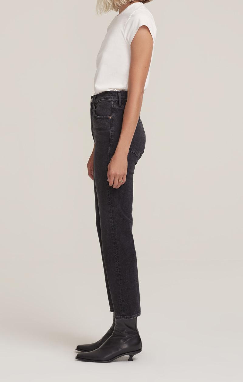 Wilder Jean Mid Rise Comfort Straight Panoramic side