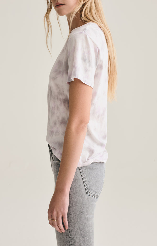Mariam Classic Fit Tee in Lolite