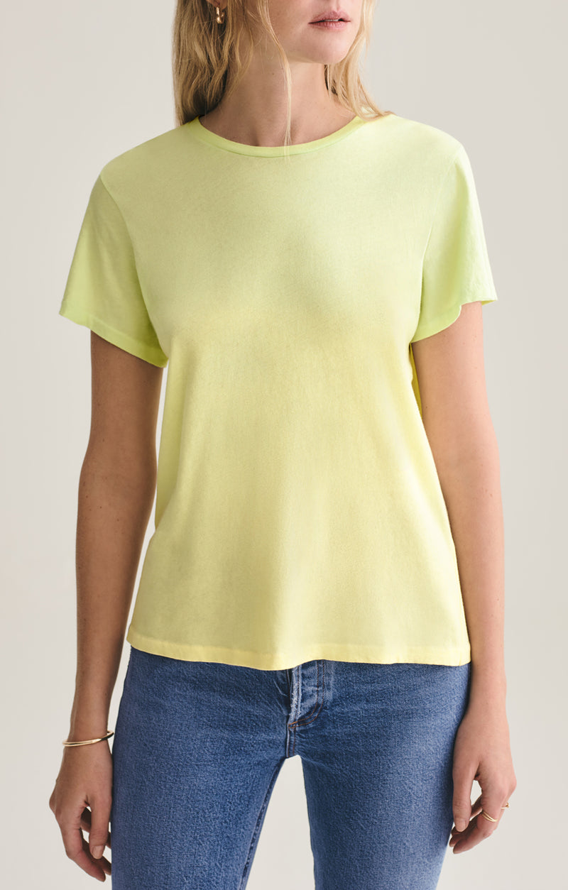 Miriam Classic Fit Tee in Sunrise