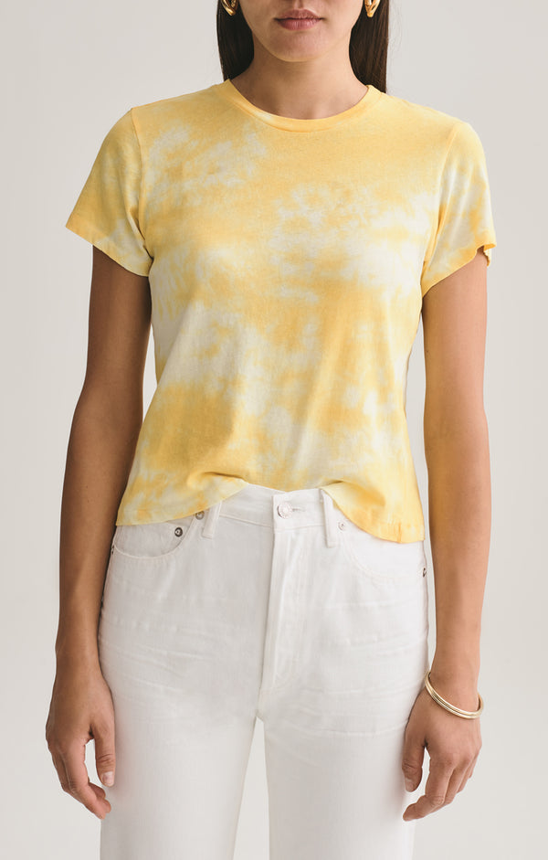 Linda Boxy Tee in Awestruck