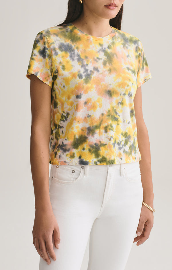linda boxy tee dusting front