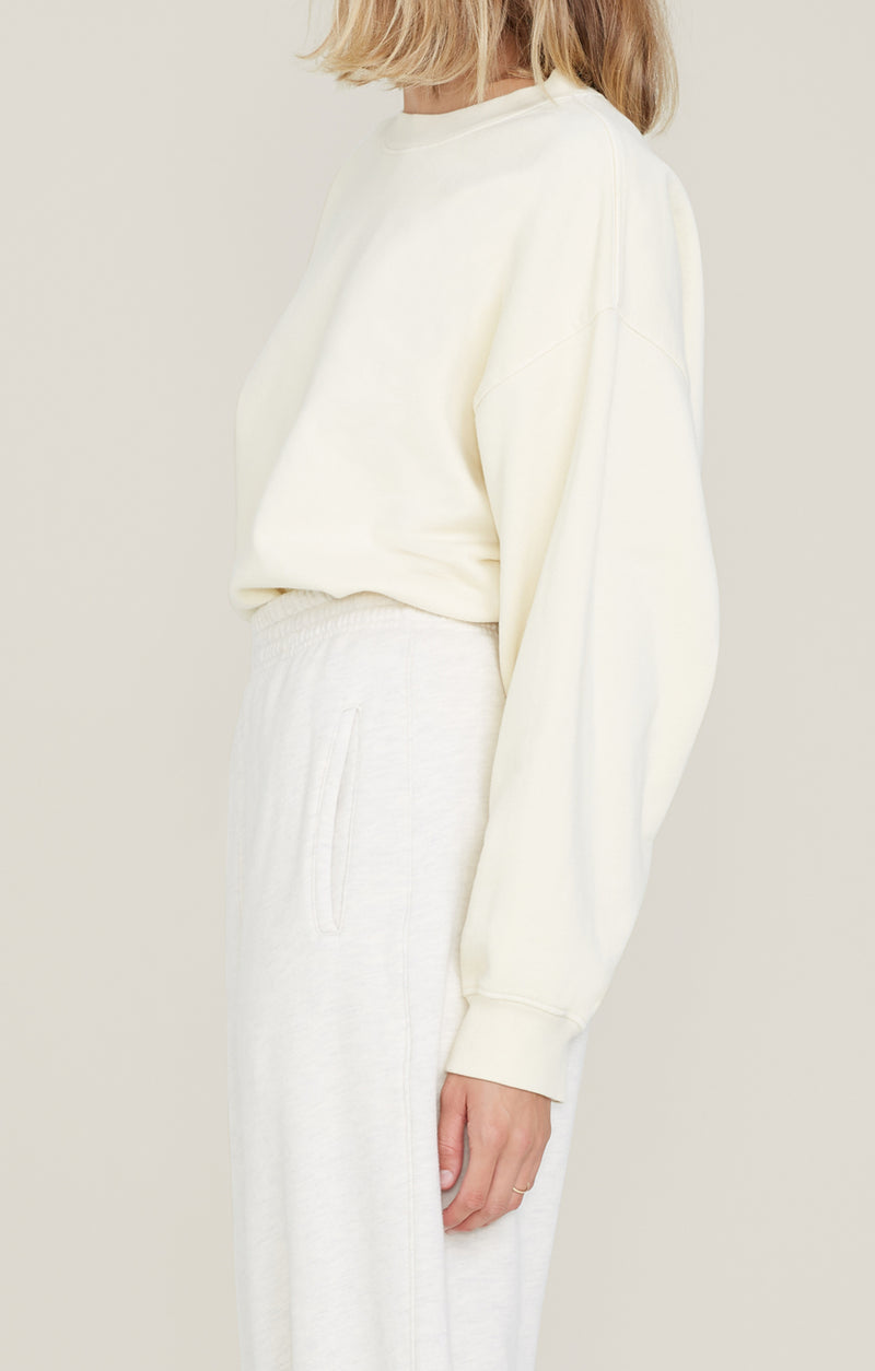 Nolan Drop Shoulder Sweatshirt Penne