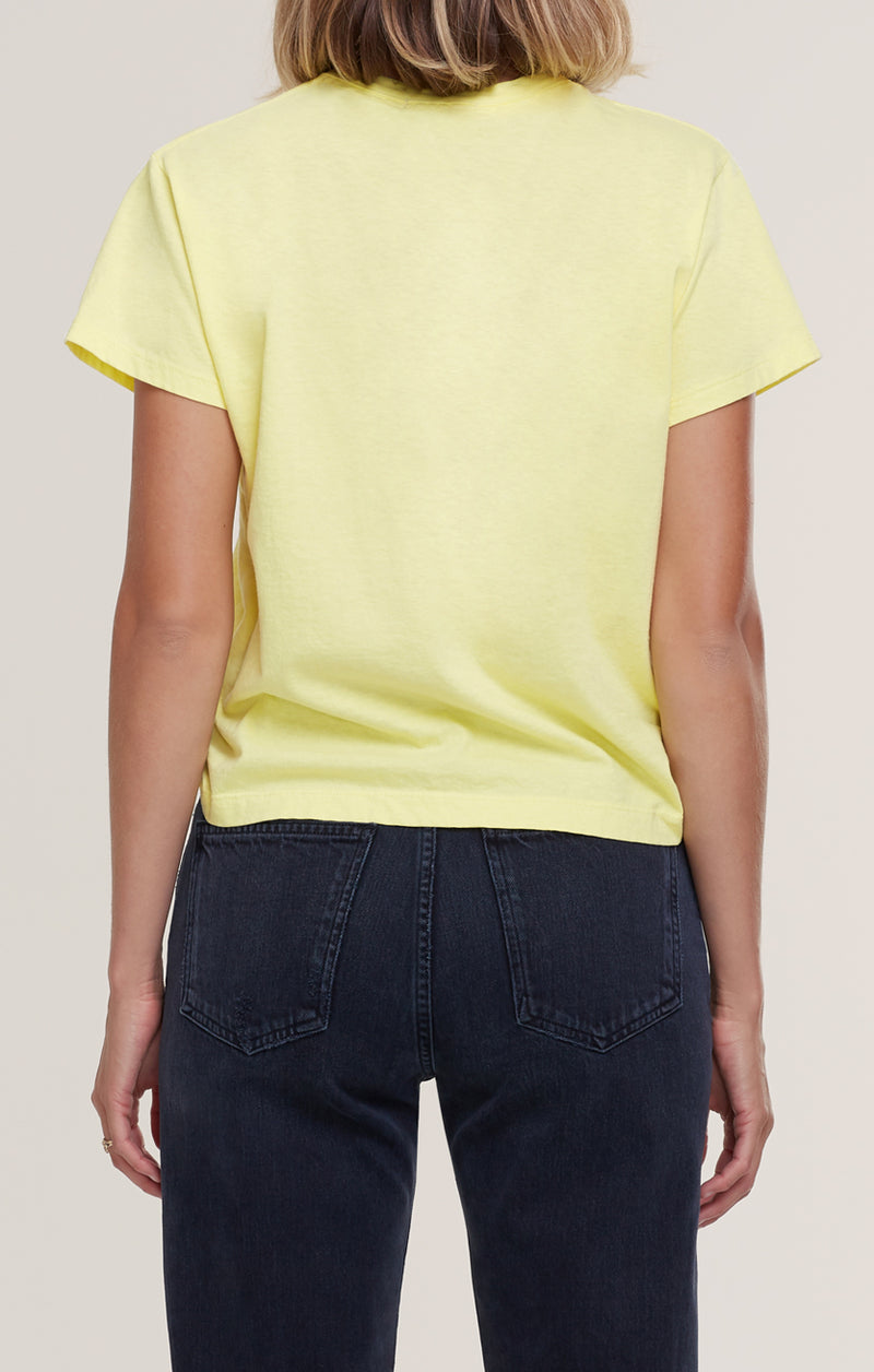 rena crew neck t shirt tarte back
