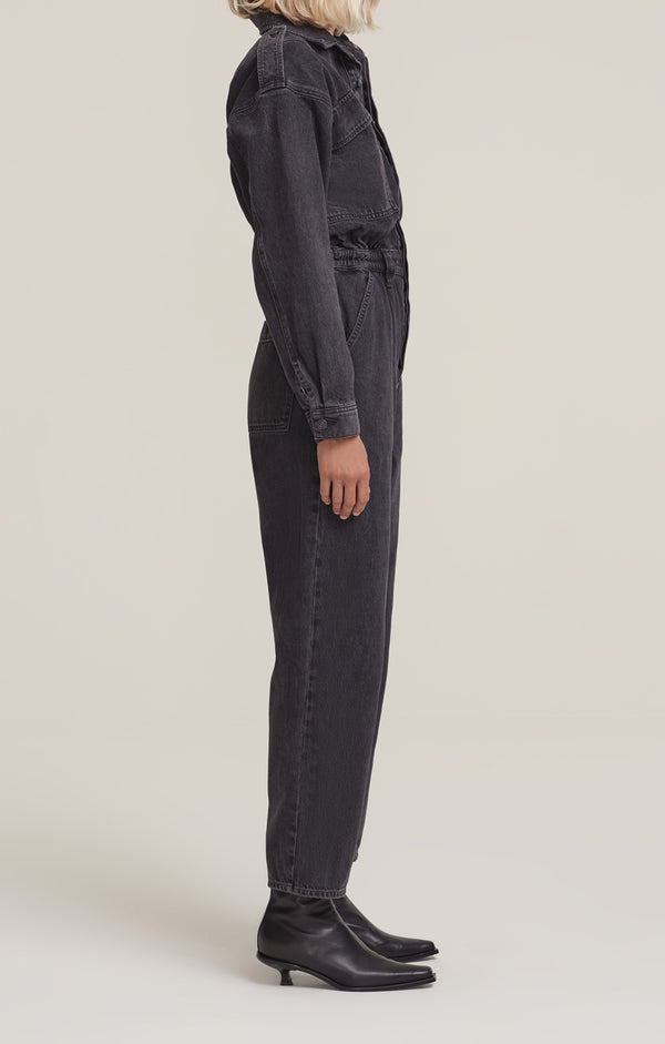 Vianka V-Yoke Jumpsuit Cosmos side