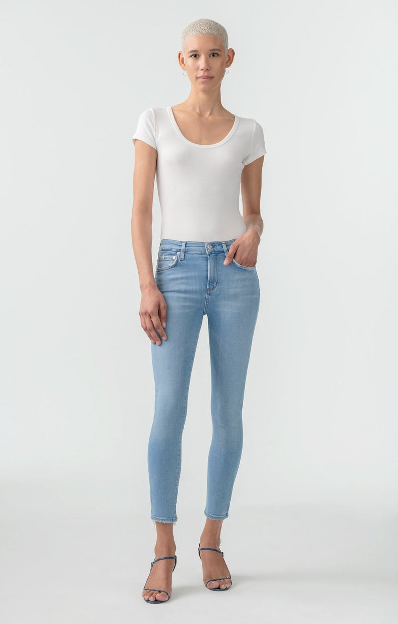 sophie mid rise skinny crop limit front