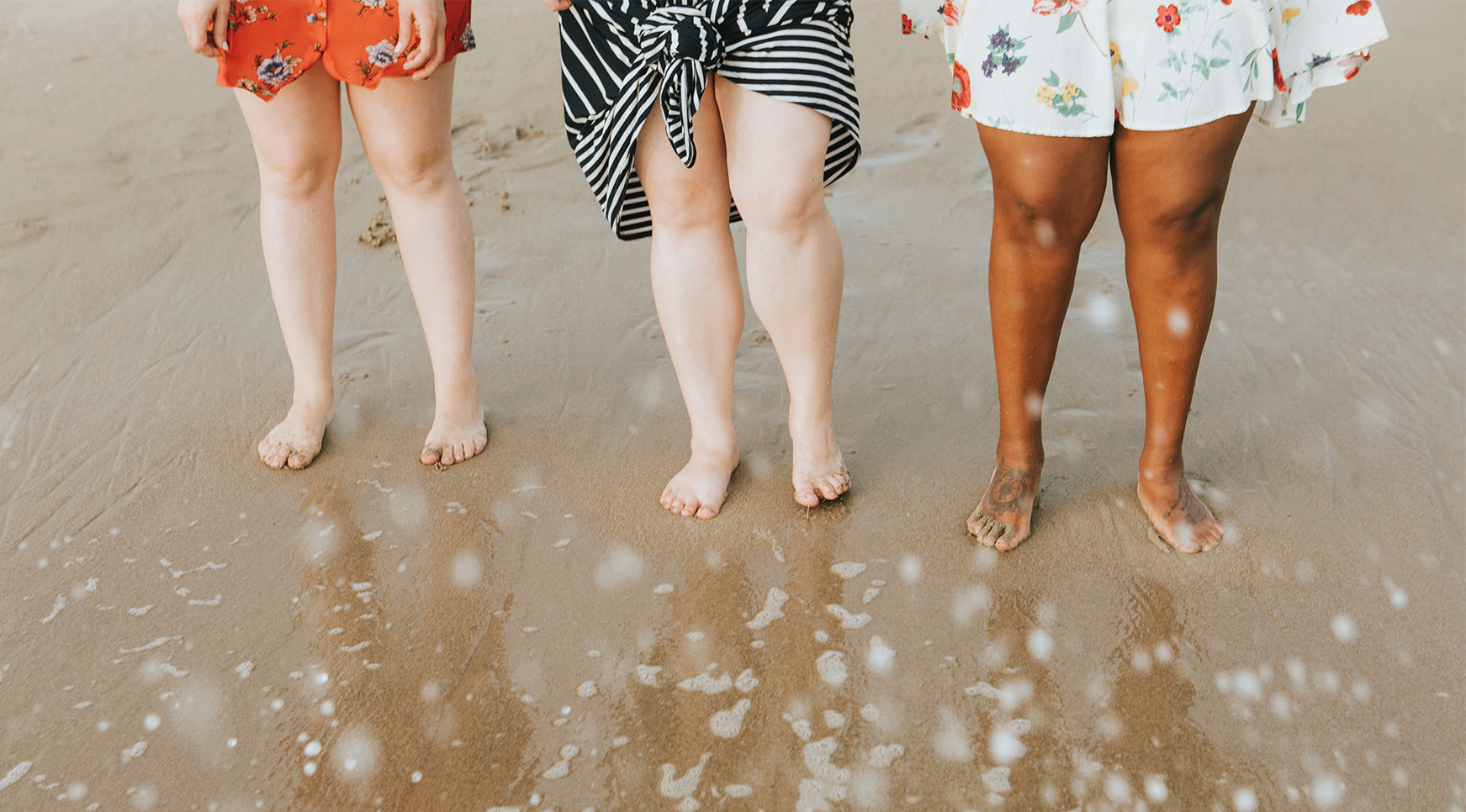 Diverse Women With Diverse Body Types