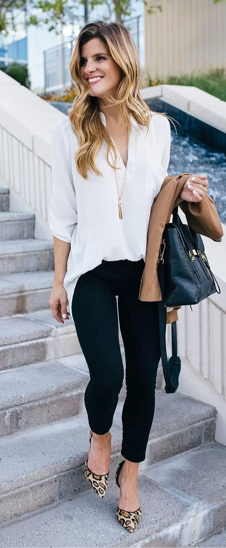 Sophisticated Outfit Idea