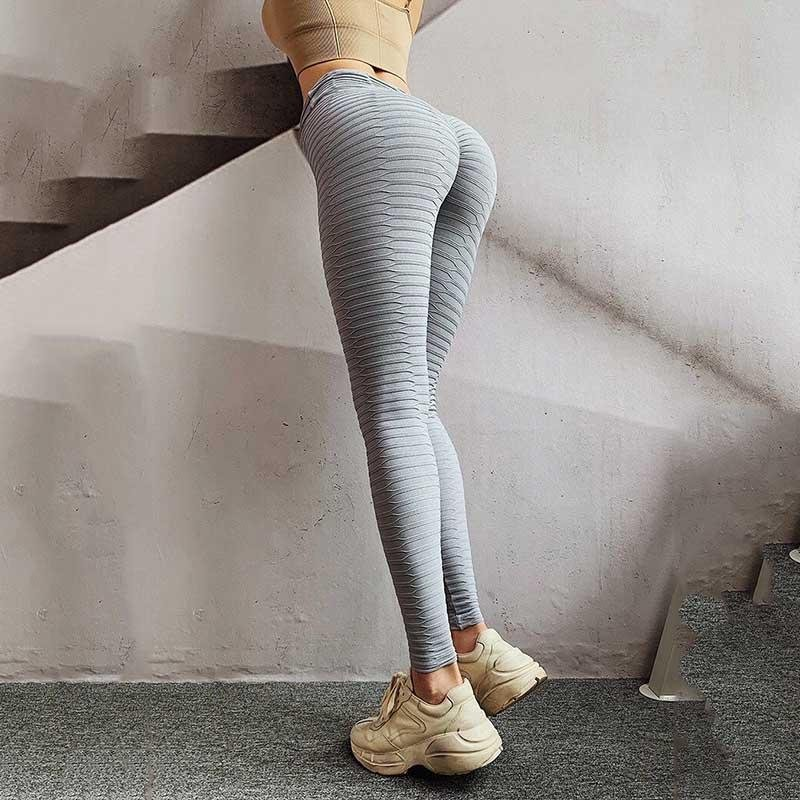 Special Anti-Cellulite Leggings - Booty Push-Up ! - Viki Body