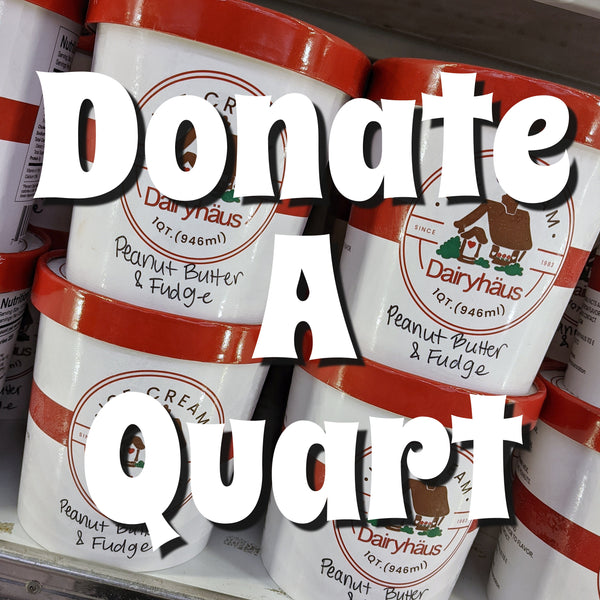 Donate a Quart to Rockton Food Pantry