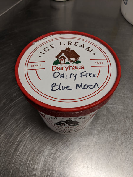 Dairy Free Blue Moon Quart