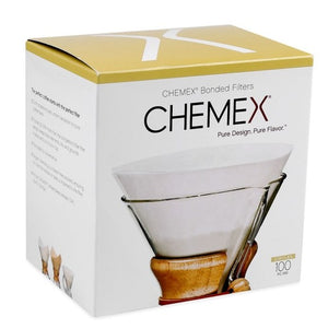 Chemex Bonded Filters 100pk - Circle Type