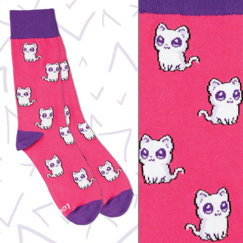 BAD KITTY SOCKS