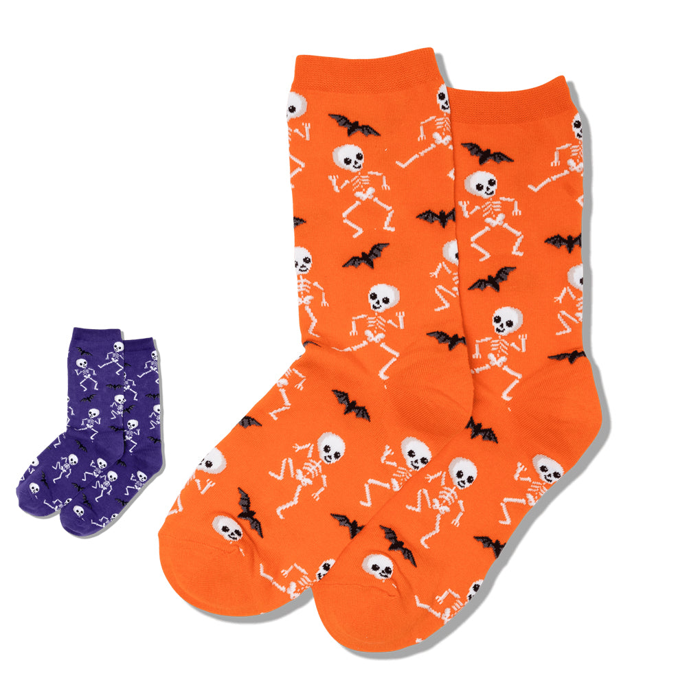DANCING SKELETONS SOCKS