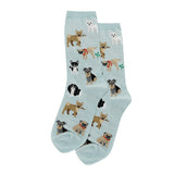 DOGS OF THE WORLD SOCKS