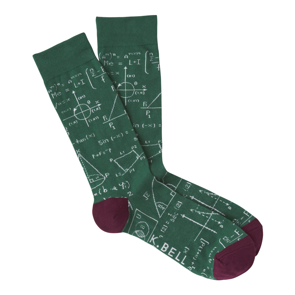 EQUATIONS SOCKS