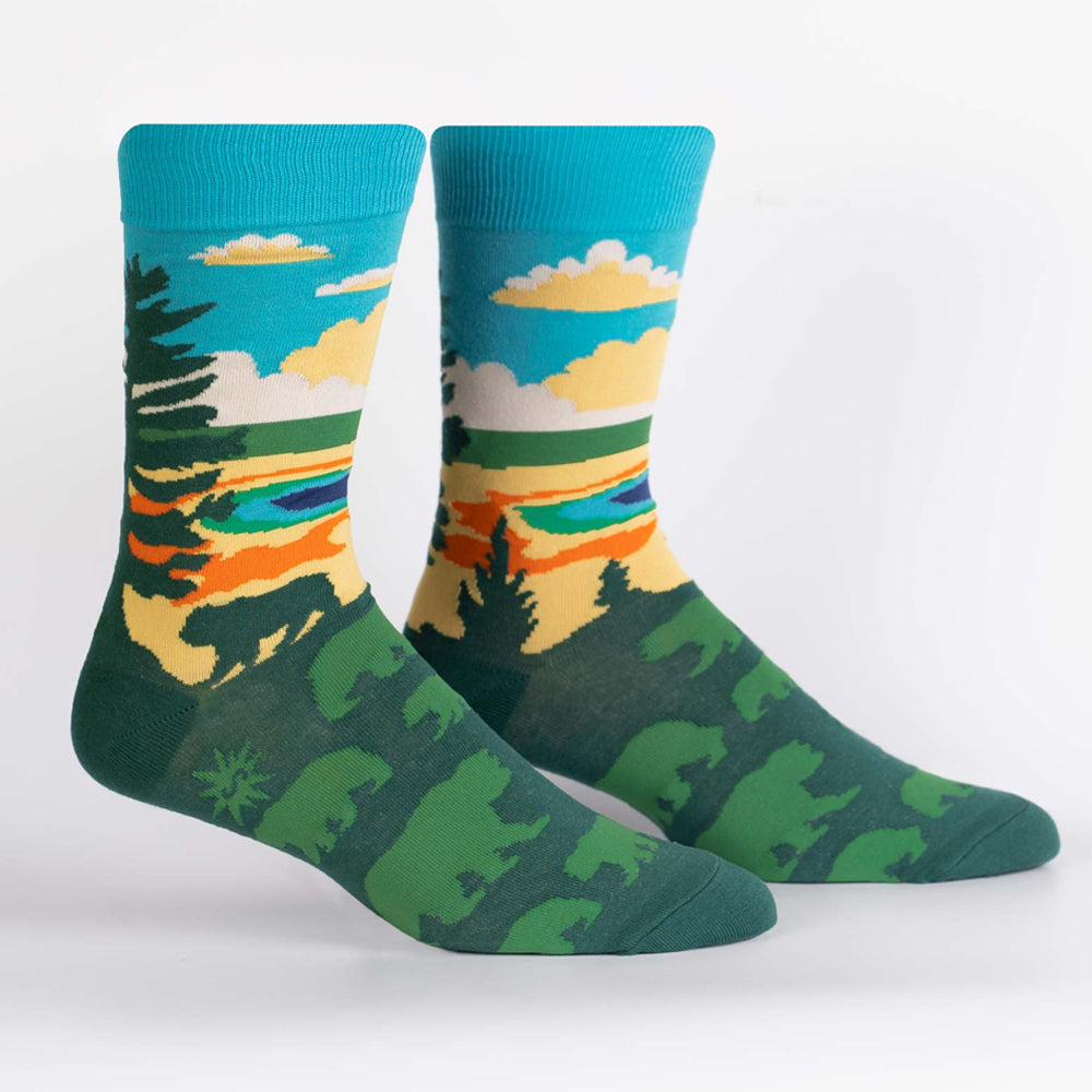 GRAND PRISMATIC SOCKS