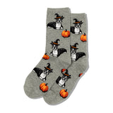 HALLOWEEN BOSTON TERRIER SOCKS