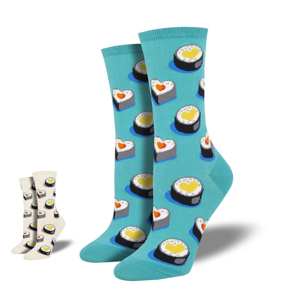 LOVE AT FIRST BITE SOCKS