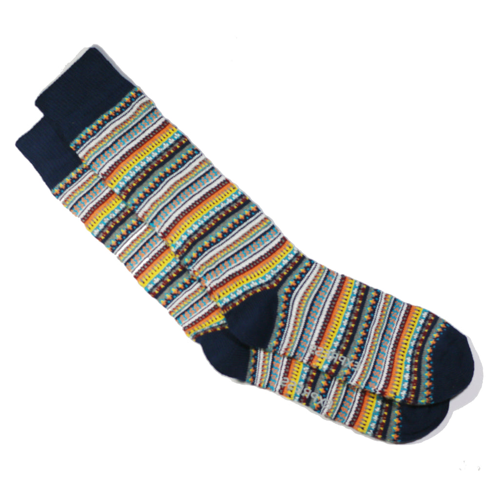 NORDIC PATTERN SOCKS