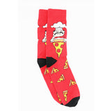 PIZZA INVENTOR SOCKS