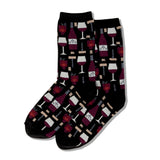 RED WINE SOCKS