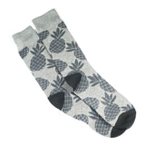 TONAL PINEAPPLE SOCKS