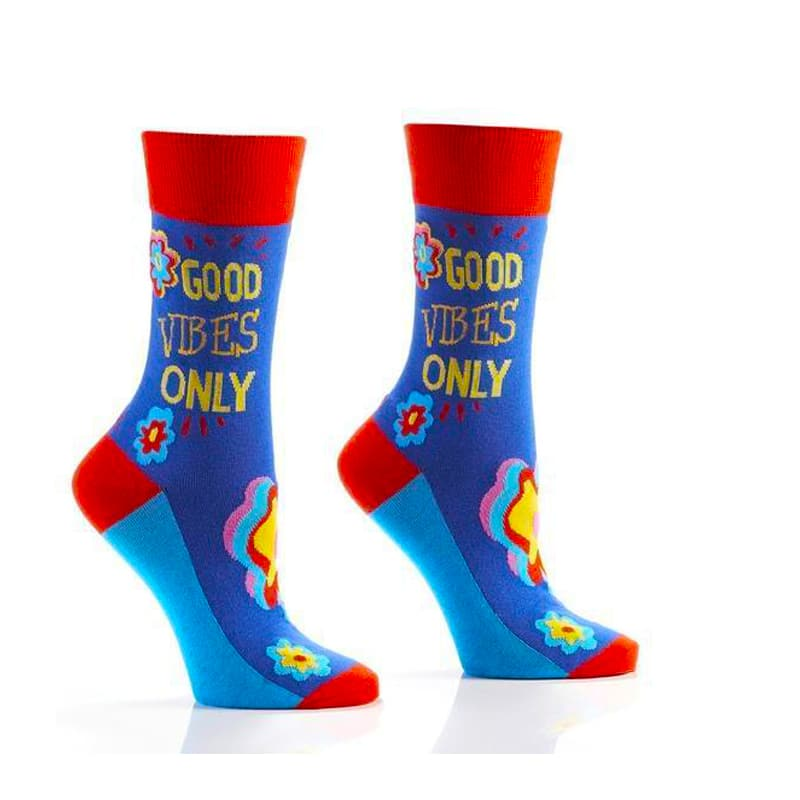 GOOD VIBES ONLY SOCKS