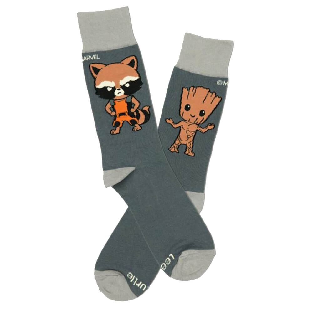 GUARDIANS OF THE GALAXY SOCKS