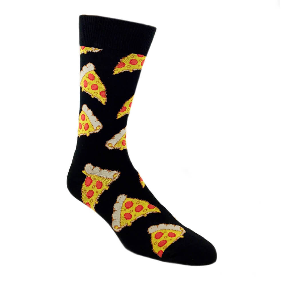 PIZZA SLICE SOCKS