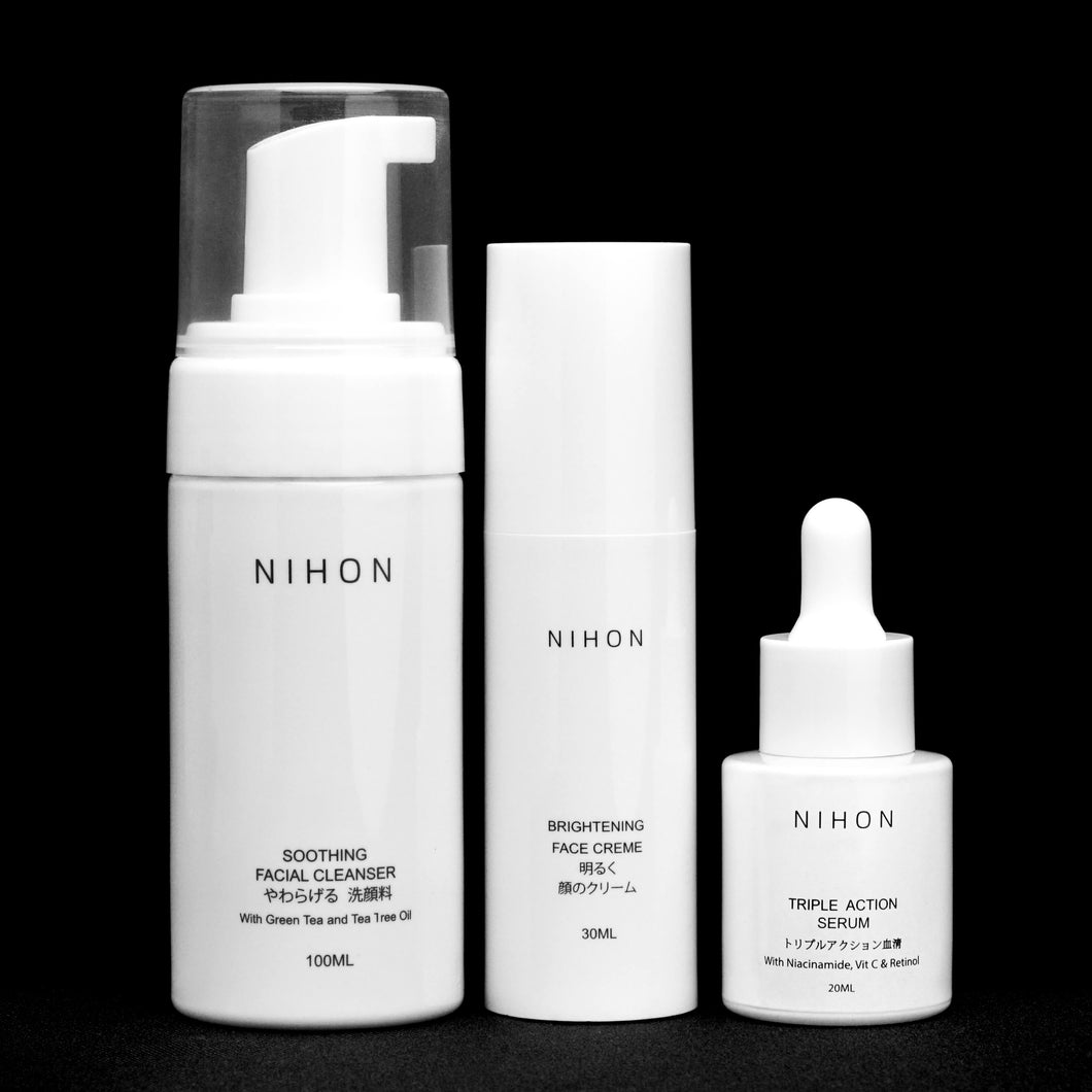 NIHON BASIC ACNE SET