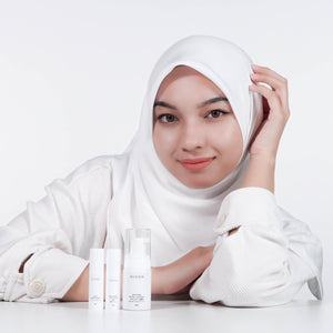 NIHON COMPLETE FACE SET TRAVEL x HUSNA
