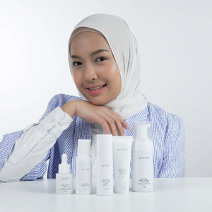 Premium Set (Cleanser, Brightening Face & Body Crème, Night Repair Crème & Triple Action Serum)