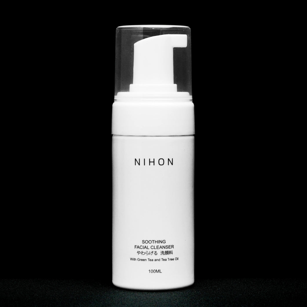 NIHON SOOTHING FACIAL CLEANSER 100ML