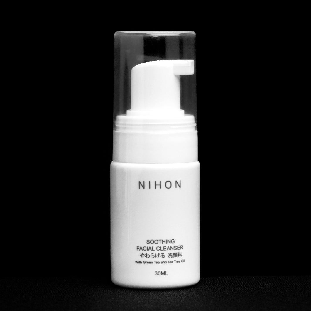 NIHON SOOTHING FACIAL CLEANSER 30ML