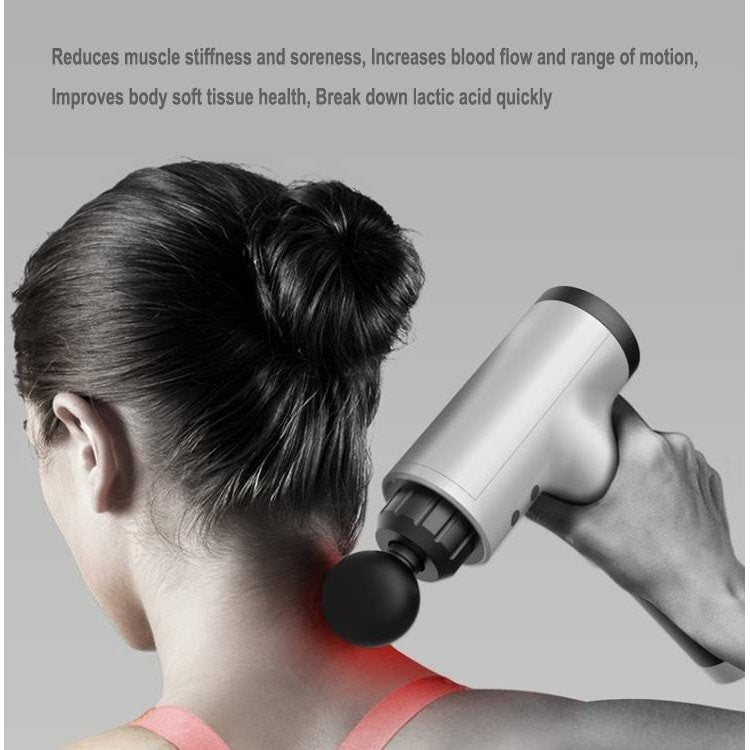 DEEP TISSUE MASSAGER FOR MUSCLE PAIN RELIEF