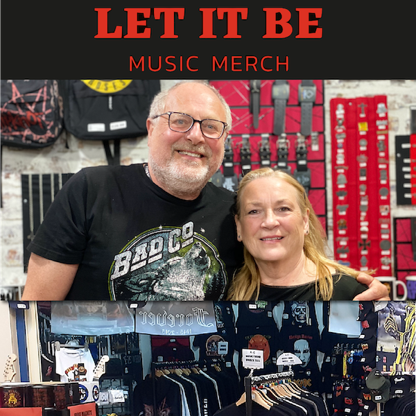 Let It Be  - Music Merch