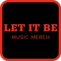 Let It Be - Music Merch logo