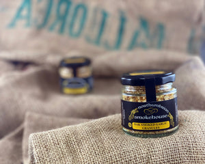 'Northern Delicious' : Northumbrian Smokehouse 'Oak Smoked Garlic Granules'
