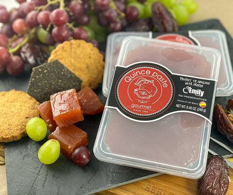 Matthews Cheese: Quince Jelly