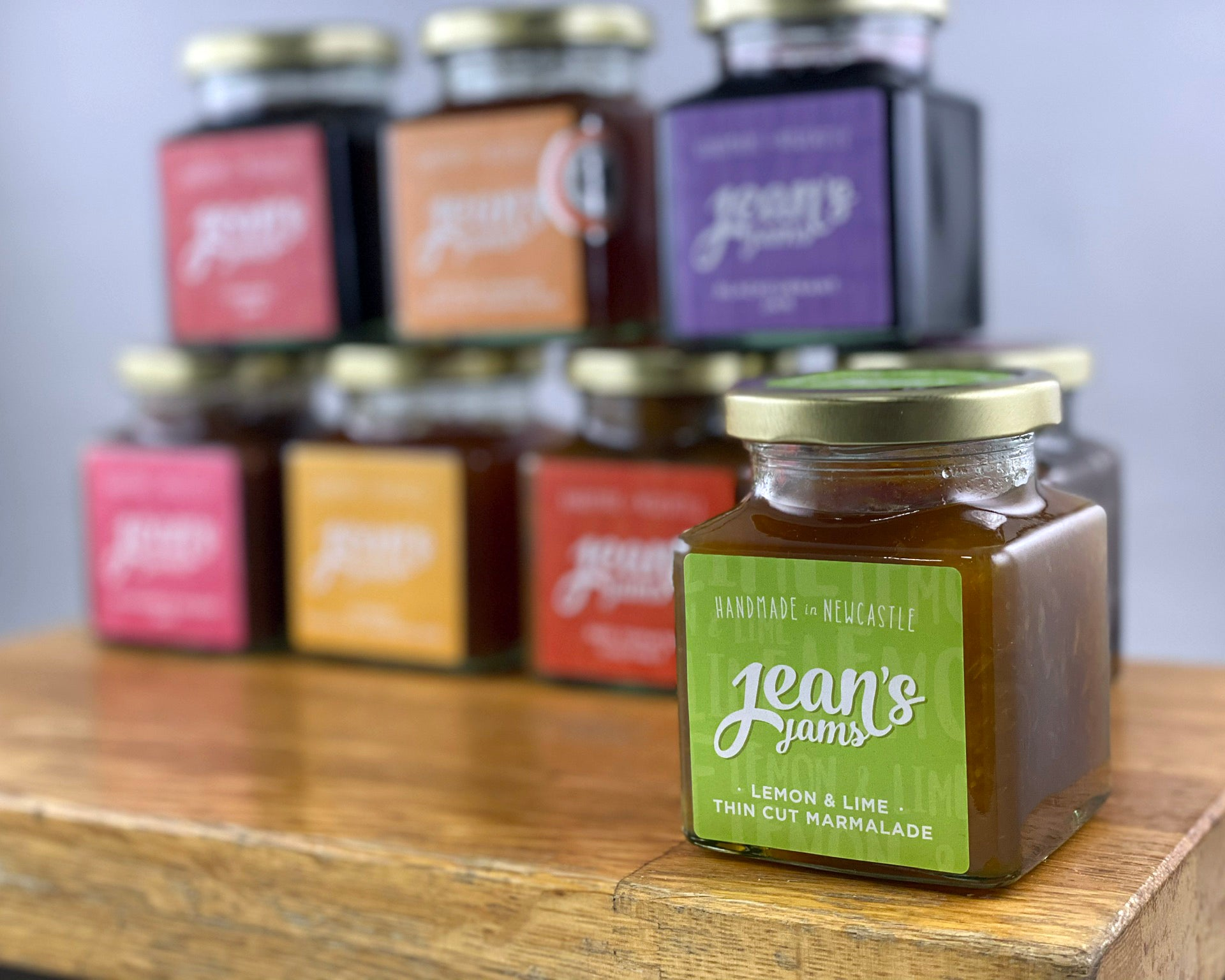 Northern Delicious: Jean's Jams 'Lemon and Lime Marmelade'