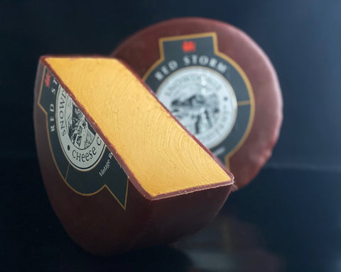 Matthew's Cheese: Snowdonian Red Storm - 250g