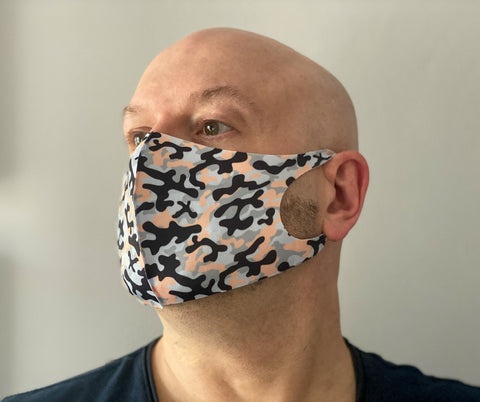 French Oven: Face Mask - 100% Cotton Washable