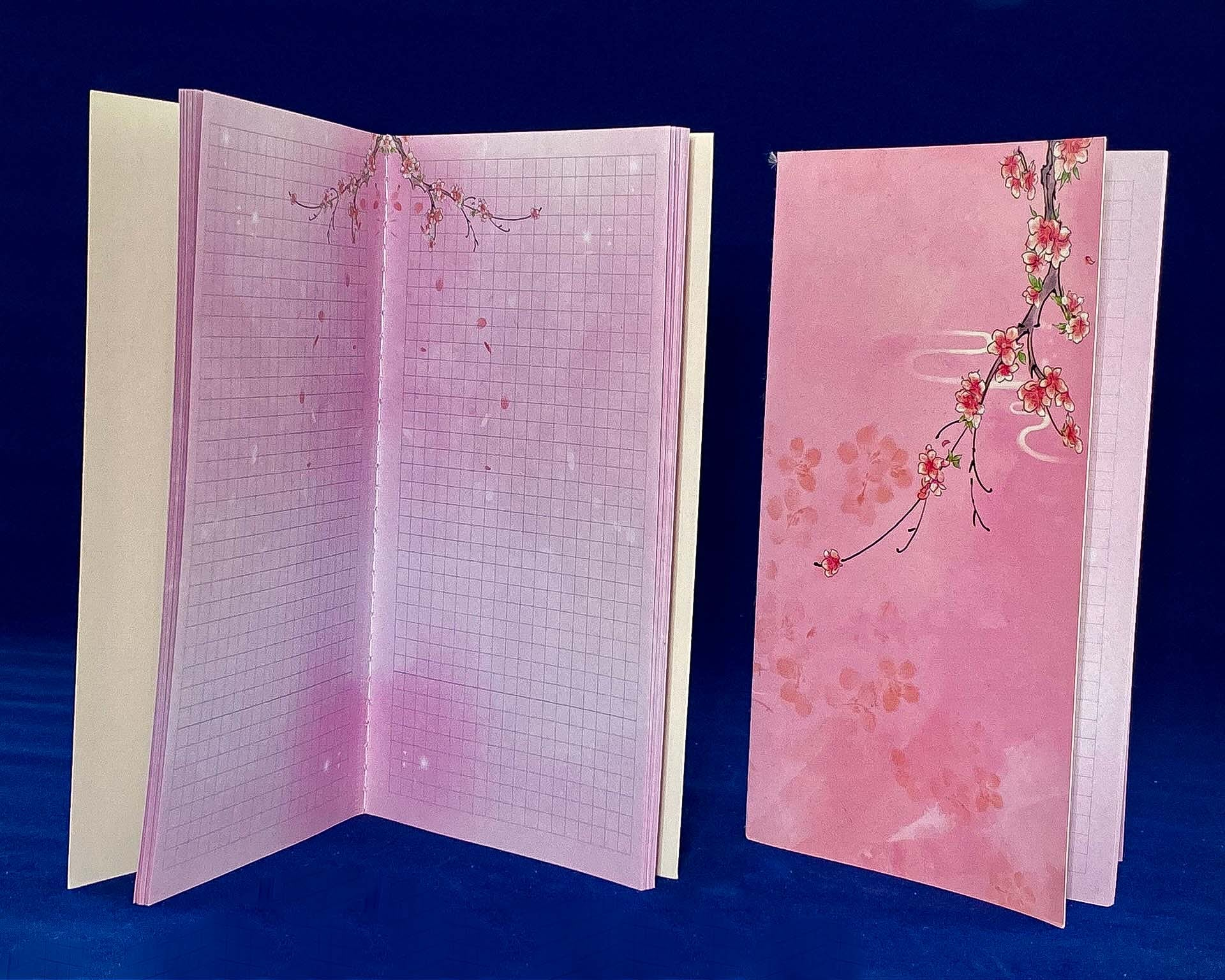 Tian's Gifts: Craft Note Book Pink