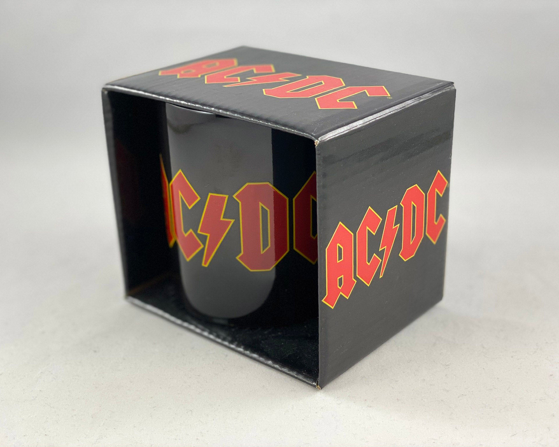 Let it Be - Music Merch: AC/DC Logo boxed mug