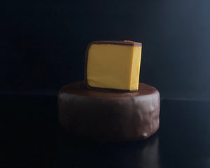 Matthew's Cheese: Scottish Old Smokey - 250g