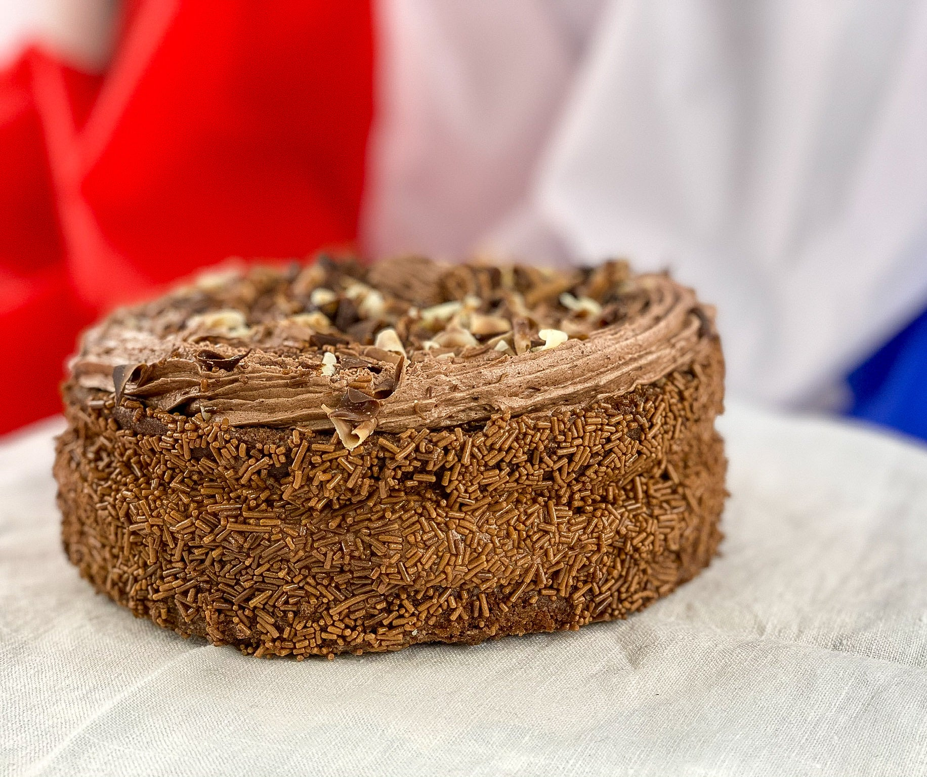 French Oven Chocolate Gateaux